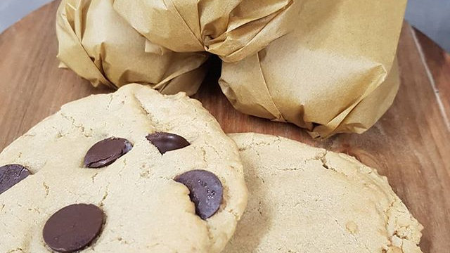 Frozen Cookie Dough 500G