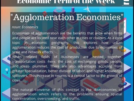 Agglomeration Economies
