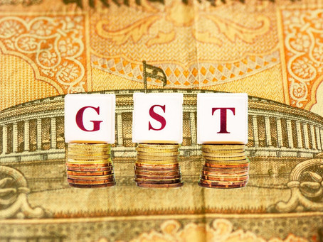 Breaking Down the GST