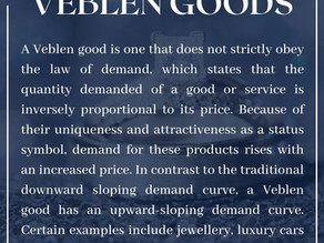 Veblen Goods