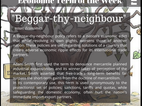 Beggar-thy-neighbour Policy