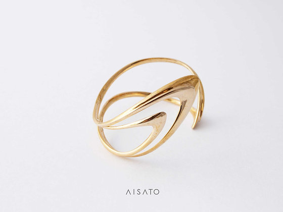 Loop Bracelet_ Grossygold/Matgold(web Only)/Matsilver(web Only)