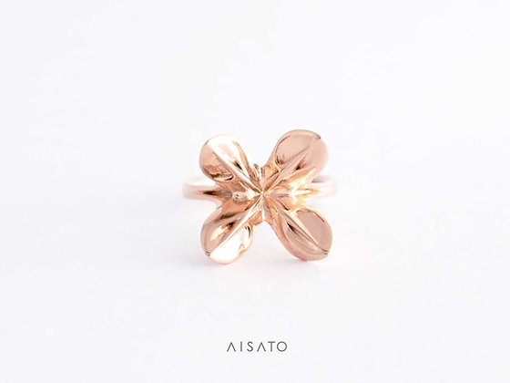 Helix Ring mini_  RoseGold/ YellowGold/  Silver