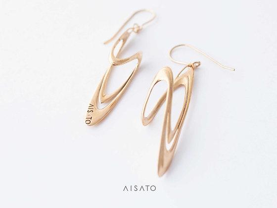 Loop Earring_Gold or Silver