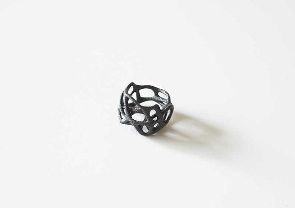 MatBlack Voronoi Ring