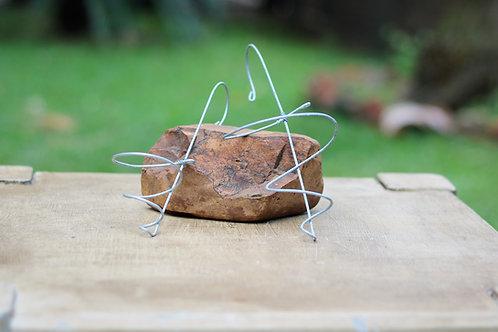 Twirl Wire Hanger - Small