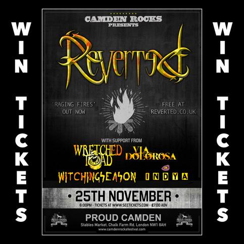 Win Free London Tickets!