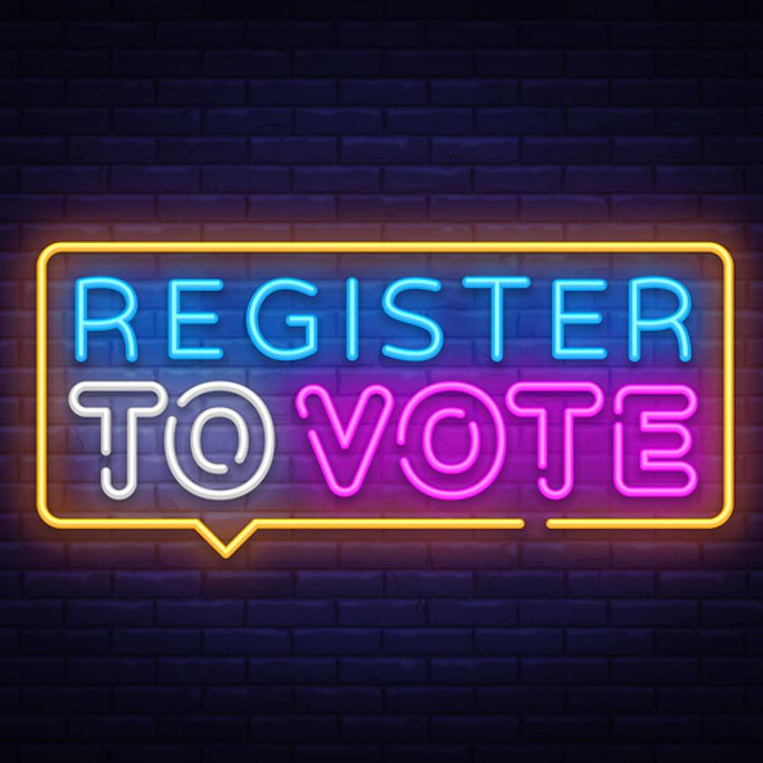 Virtual Voter Registration Training