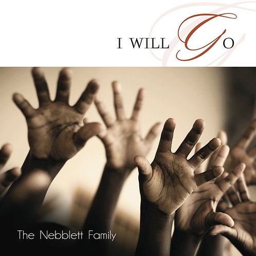 I Will Go (CD)