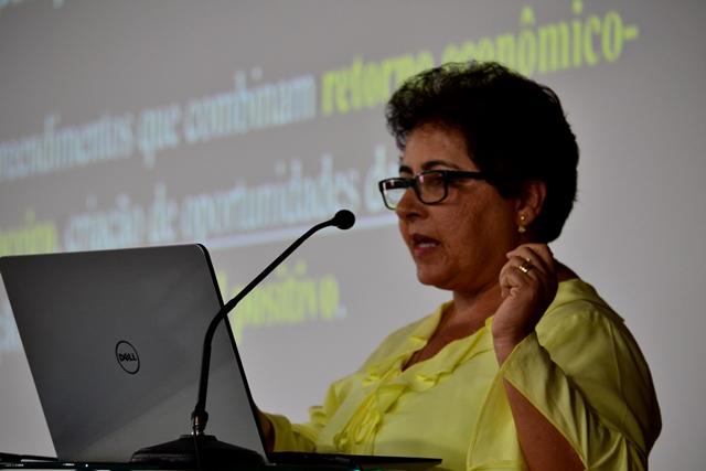 Maria Clézia - Brazil, Polo Gineta