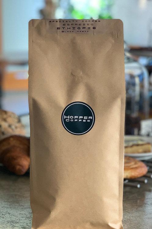 Espresso Ethiopie 250 gram