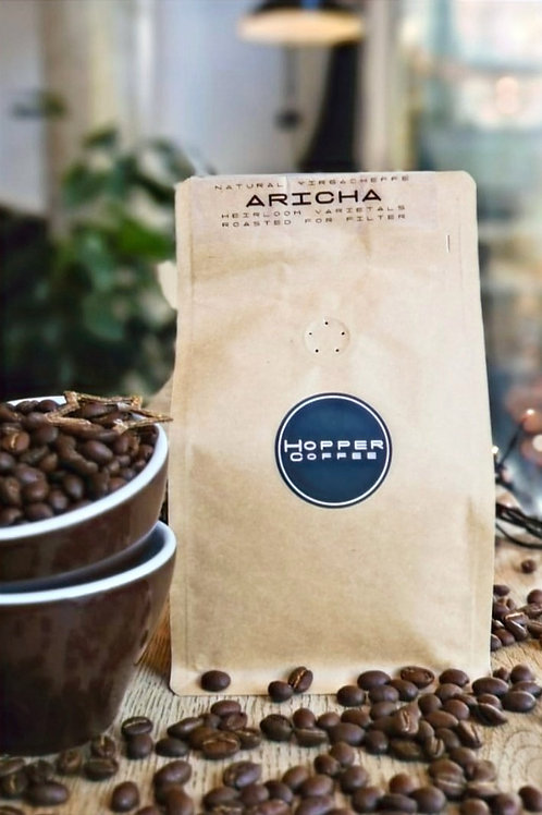 Aricha Filterkoffie (bonen)