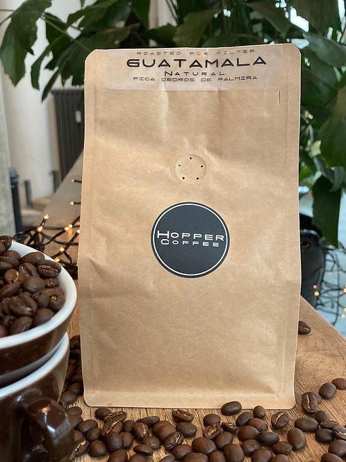 "Guatamala ""Huehuetenango"" (Filterkoffie bonen)"