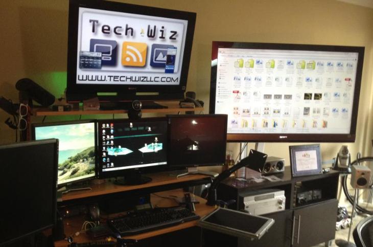 Tech Wiz Center