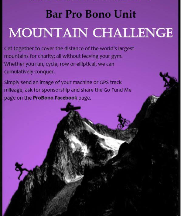 Advertising the Mountain Challenge
