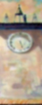 il Maurizio, Orvieto -tempera  su tavola CeramicarteOrvieto