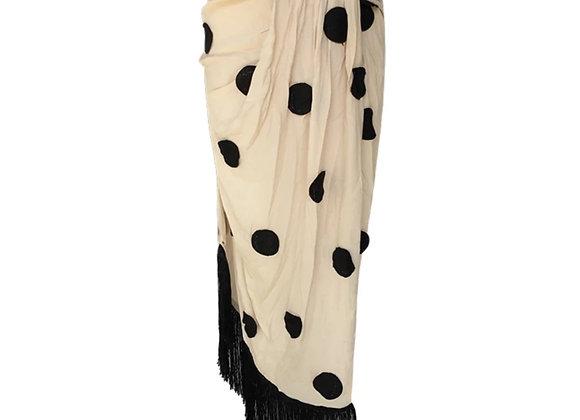 Polka Dot Around Me Skirt