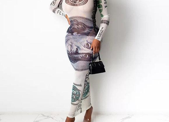 Benjamins Dress