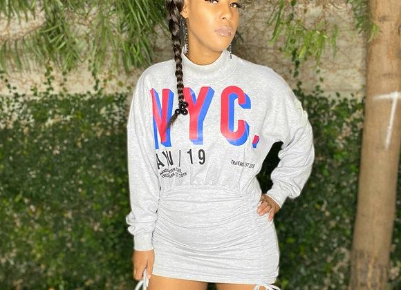 NYC Sweater Dress