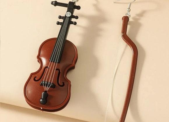 Play my Strings Earrings
