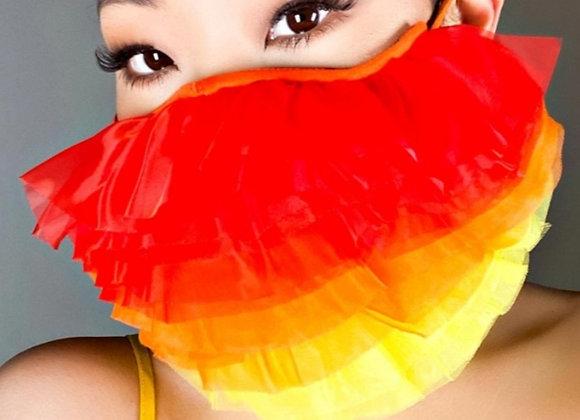 Tutu Tulle Face Mask