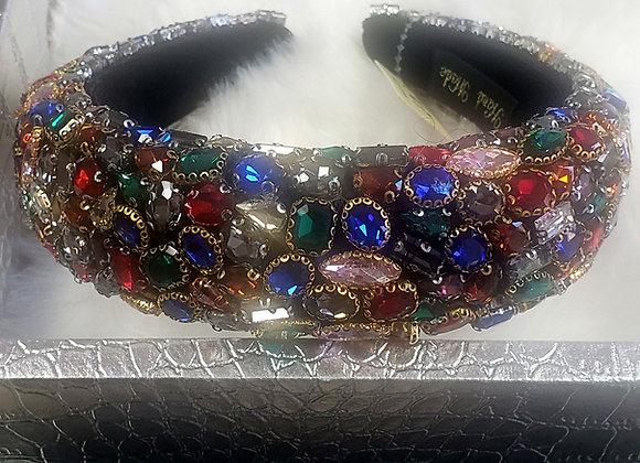 Jewels and Gems Queen Headband