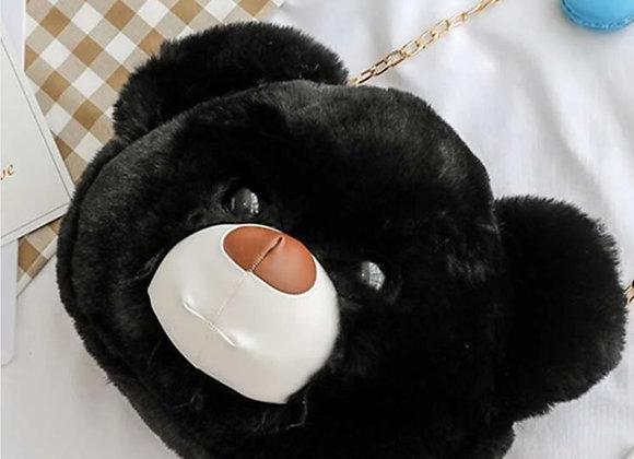 Clutch My Teddy Purse