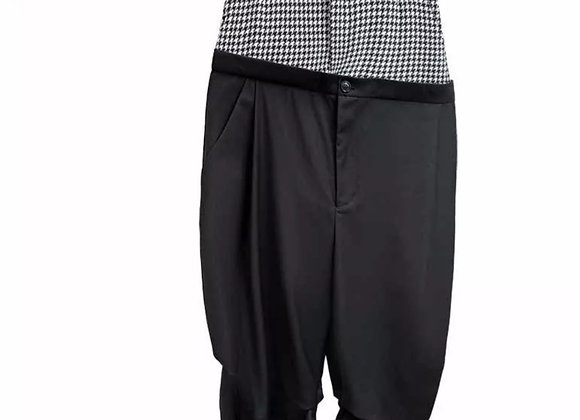 Double Trouble Houndstooth Trousers