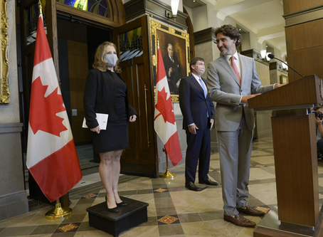 Trudeau Is Preparing to Test Limits of Debt-Financed Spending