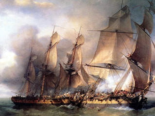 Victory off the Gironde