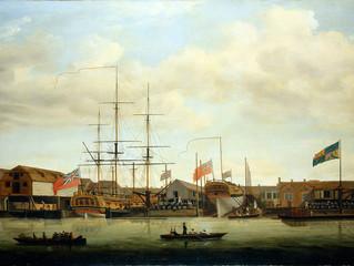 Deptford's Royal Dockyard