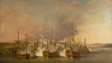 Captain Elphinstone and the Siege of Havana
