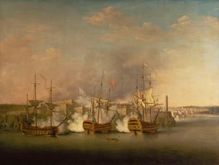 Captain Elphinstone and the Siege of Havana