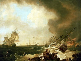 """""""To Glory We Steer"""" - The Battle of Quiberon Bay"""