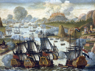 The Scent of Treasure – Rooke, and the Battle of Vigo Bay