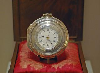 Thomas Earnshaw and the Marine Chronometer