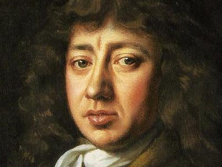 Samuel Pepys's other great achievement