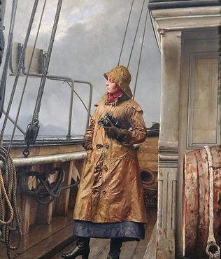 The Captain's wife - Carl Sundt-Hansen.j