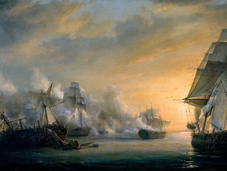 Clash in the Gut – the First and Second Battles of Algeciras