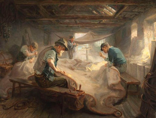 Sails and the Art of the Sailmaker