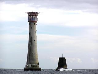 The Eddystone Lighthouses
