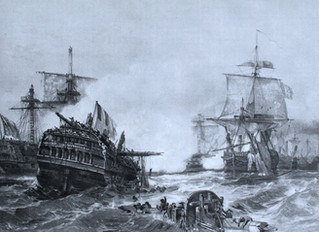 The Sinking of the Vengeur du Peuple