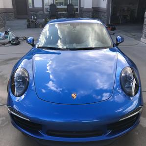 Porsche Carrera 4s - After