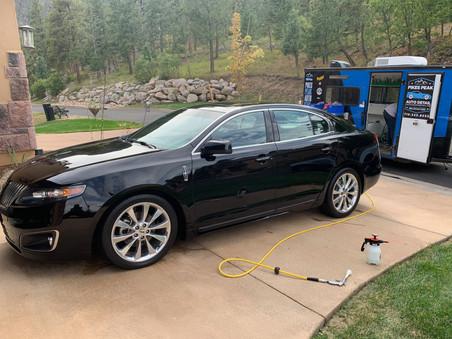 Pikes Peak Auto Detail - Mobile Detailing Unit