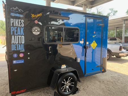 Pikes Peak Auto Detail - Mobile Unit