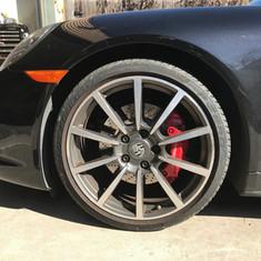 Porsche Carrera - Before