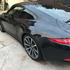 Porsche Carrera - After