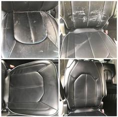 Chrysler Mini Van seats