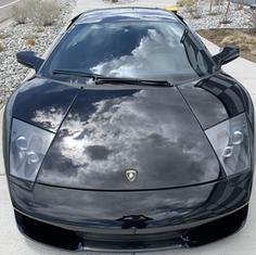 Detail #2 of the Lamborghini Murcielago at Overdrive Raceway