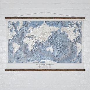 lilian daph world relief map of the ocea